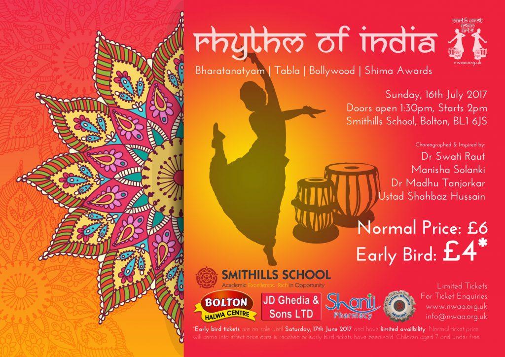Rhythm of India 2017