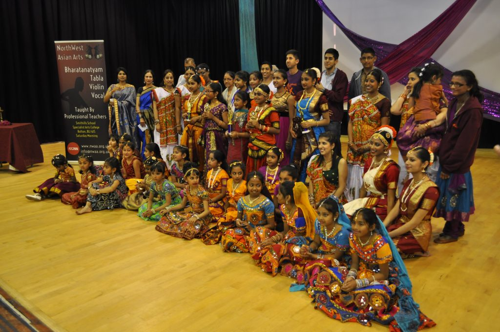 North West Asian Arts UK - 2014 Post Show Image